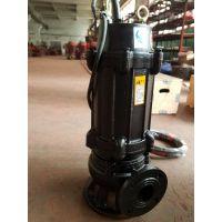 工地污水泵质量80QW50-7-3,3KW污水泵上海厂家报价型号