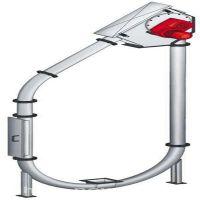 六九 化工厂管链式加料机 粉料用管链输送机