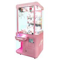 广州大品簰新款儿童游乐园娃娃机夹娃娃机抓娃娃娱乐机