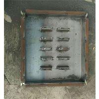 水泥高铁盖板模具来图加工-水泥高铁盖板模具-超宇模盒