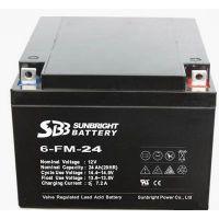 SBB圣豹蓄电池6-FM-18 12V18AH铅酸免维护电梯UPS/EPS医疗通讯