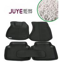厂家供应TPE原料颗粒汽车座垫60-70A单独成型 挤出无毒无味