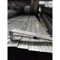 国标正品 120x50方管_420x420方管_镀锌铁方管 可冲孔、压花、弯圆等各类加工