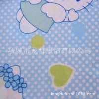 厂家直销1.6宽幅纯棉布料儿童床品床单被套卡通全棉布面料