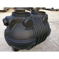 供应江苏通全球工程管业0.6立方PE塑料化粪池