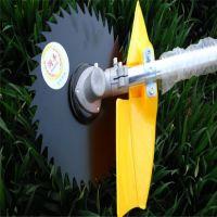 开中速省油的割草机 灌木丛行走自如的割灌机