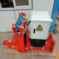 澳尔新 起重机专用防风制动设备TZJ-120弹簧电动液压夹轨器厂家