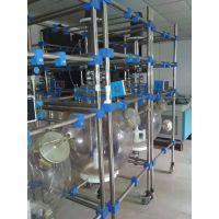 回收二手反应釜、二手单层玻璃反应釜、二手200L球型单层玻璃反应釜、