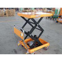 6米8米10米 四轮移动式LHSJD型剪叉式电动液压升降机平台