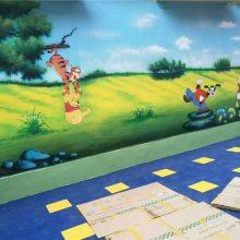 襄阳幼儿园装修-农村幼儿园装修效果图-广丽装饰(优质商家)