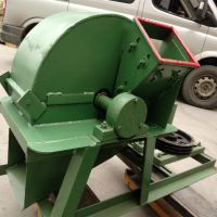 高效粉碎设备 食用菌木屑机 多功能电动木材粉碎机