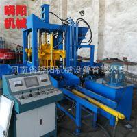 全自动水泥静压砖机 建材生产加工机械 新型液压空心砖成型机