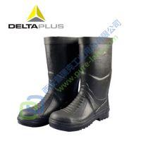 西安 代尔塔Delta 301401救援安全靴防砸防刺穿耐磨耐油防化劳保靴耐酸碱耐高温雨靴