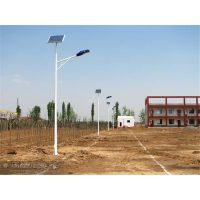 湖南永州新宁县路灯厂家批发乡村太阳能路灯安装