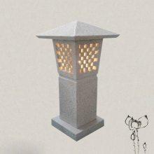 寺庙古建石雕 仿古石雕石灯动物石灯