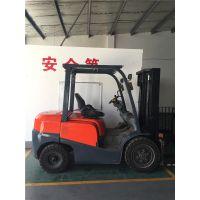 专业销售TCM叉车 3吨汽油叉车 山东二手叉车