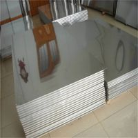 铝板供应批发1100 1060纯铝板 超薄光亮铝板材