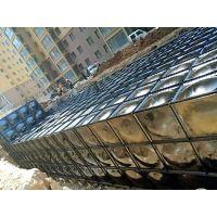 地埋水箱一体化泵站制作方案11mx5mx4m北京金成汇通