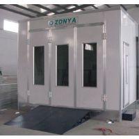 直销中亚标准经济型汽车烤漆房 汽修厂专用50-60度