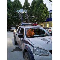 防眩目月球灯 2.8米车载移动照明 升降照明灯供应商