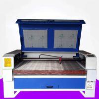 1810毛绒玩具激光切割机 自动送料 缝前裁剪设备 玩具加工设备