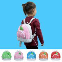 儿童书包卡通小学生书包幼儿园背包可爱双肩包男女2-6岁包包