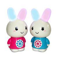 宝奇668兔子故事机新生儿益智早教机充电智能下载早教儿童玩具