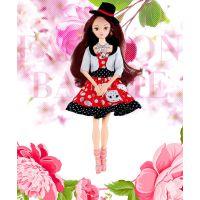 女孩洋娃娃玩具套装礼盒款带小提琴可换装女神联盟奥嘉迪6376A-61