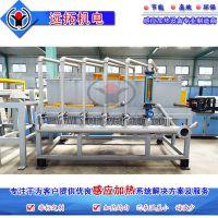 远拓机电 钢管感应热处理生产线/钢棒调质设备 热处理效果惊人