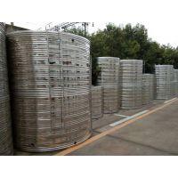 供应圆柱型不锈钢水箱,不锈钢保温水箱厂家批发