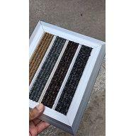 青岛鑫盛伟铝合金地垫刮泥地毯刮沙疏水地垫除尘防滑地垫