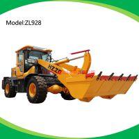 番禺供应合众重工地下室专用928液压小型装载机 铲车