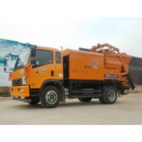 移动泵车 移动式搅拌站 车载式泵车 全国销售 修改