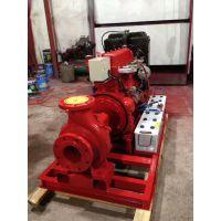 江西省消防泵厂家XBD10.5/15G-L CCCF 喷淋泵,小区专用泵 医院专用消防泵