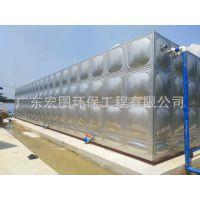 304不锈钢水箱价格 不锈钢生活水箱价格 消防水箱价厂家批发价