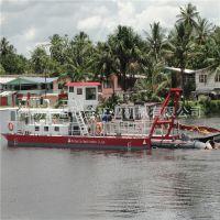 城市清淤船施工遇到生活垃圾怎么办 城市清淤船价格多少