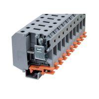 捷固 通用接线端子、螺钉连接端子、UK端子、50mm²接线端子 RUKH50 航同电气