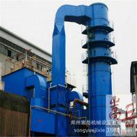 水喷淋废气净化器 碳钢PP脱硫除尘器 来图定制喷淋塔湿式除尘器