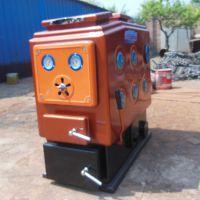 燃煤气化暖气炉煤炭取暖炉家用采暖炉节能环保多回程反烧锅炉
