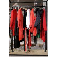 洛米唯娅品牌折扣哥弟女装尾货专柜正品折扣 做女装到哪里拿高端尾货银色多种款式