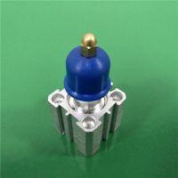 cnc加工中心工装夹具 精雕机高精度零件加工辅助气动支撑缸