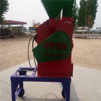 电动养殖铡草机日常保养方法 饲草粉碎机庞泰标准高