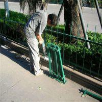 路侧绿化护栏 绿池别墅栏杆 厂区围栏厂家