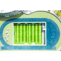 中盛华创 人造草坪 5cm足球场人造草坪