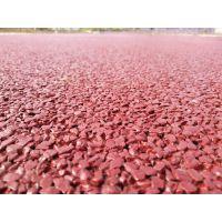 肥东地区彩色压模地坪与透水混凝土的施工材料,谨穆实业