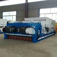 山东双利乌兹别克斯坦预制板厂非圆孔空心板混凝土楼板机