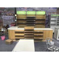 水果木质展示架水果超市蔬菜架子高档多功能钢木菜架