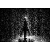 湖北黄冈神奇雨屋展览租赁 梦幻雨屋雨境 网红体验馆