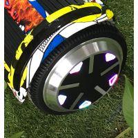 常州源头工厂6.5寸漂移平衡车双轮发光电机电动滑板自行车