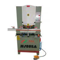 浩宏威HJ-885A精密45度V口锯铝型材切割机相框切角机切割机厂家